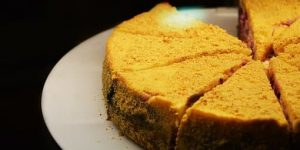 rica tarta de coco
